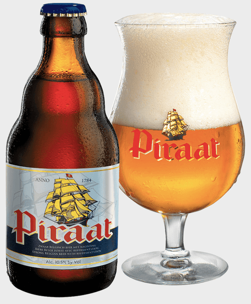 Piraat Cerveja Belgian India Pale Ale 330 ml