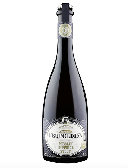 Leopoldina Cerveja Russian Imperial Stout 750ml