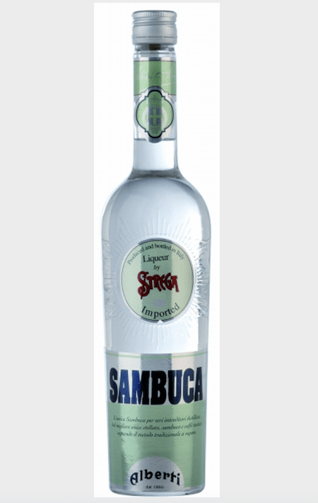 Licor Strega Sambuca 700 ml