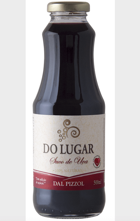 Suco Tinto Do lugar Dal Pizzol 500ml