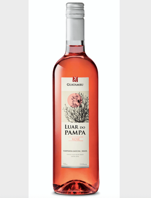Vinho Guatambu Rosé Luar do Pampa 750ml