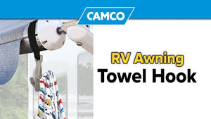 RV Awning Towel Hook by Camco Manufacturing (1 year ago)