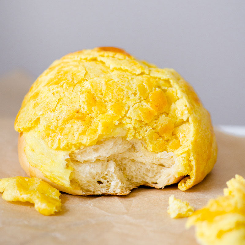 Pineapple buns are classic pastries that you can find in Hong Kong style bakeries