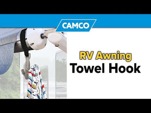 RV Awning Towel Hook (Camco 42735)