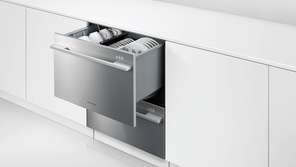 Fisher Paykel Dishwasher Drawers vs