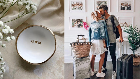 40 unique engagement gifts that newly engaged couples will love