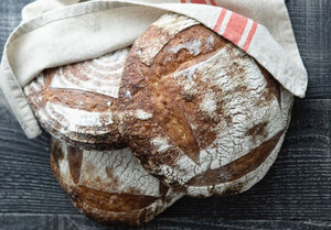 How to make the perfect sourdough bread by the experts at Miele
