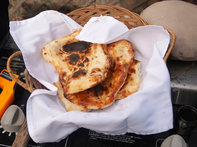 A Home Baked Naan Recipe, As I Have Fun With The Homdoor Tandoor Oven