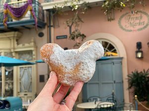 Disney Just Shared The Recipe For Their Famous Mickey Beignets So You Can Make Them At Home