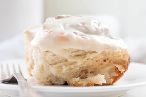 Cinnamon Rolls {Made With Sourdough Starter!}