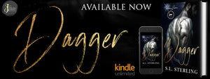 Dagger Release Blitz #Giveaway