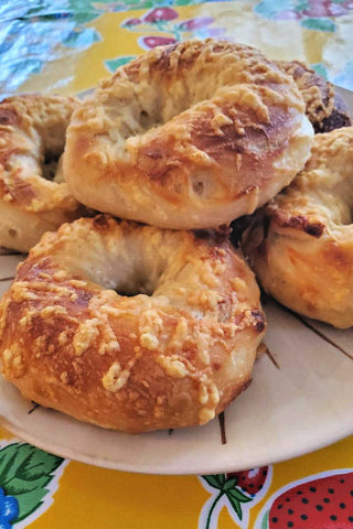 How to Make an Asiago Bagel To Be Proud Of