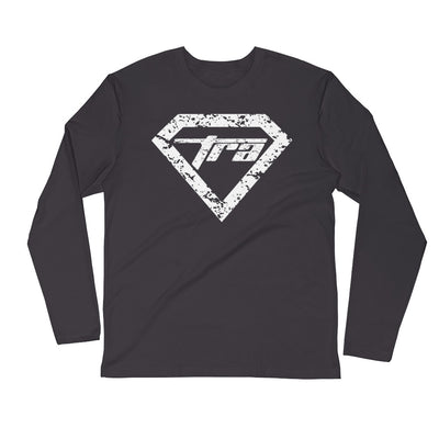 TRA 4.0 Super.0 Long Sleeve Fitted Crew