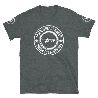 TRA 4.0 Cir (WP) Short-Sleeve Unisex T-Shirt