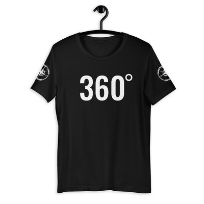 360 Degree (WP) Short-Sleeve Unisex T-Shirt