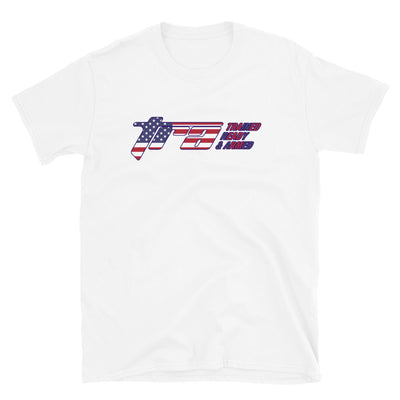 Trained Ready Armed USA 2.0 Short-Sleeve Unisex T-Shirt