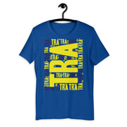 JUST TRA -BL-Y-1  Short-Sleeve Unisex T-Shirt