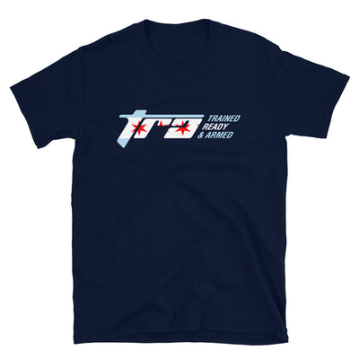 Trained Ready & Armed Chicago 2.0 Short-Sleeve Unisex T-Shirt