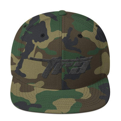 Trained Ready Armed 4.0 LT-BP cap