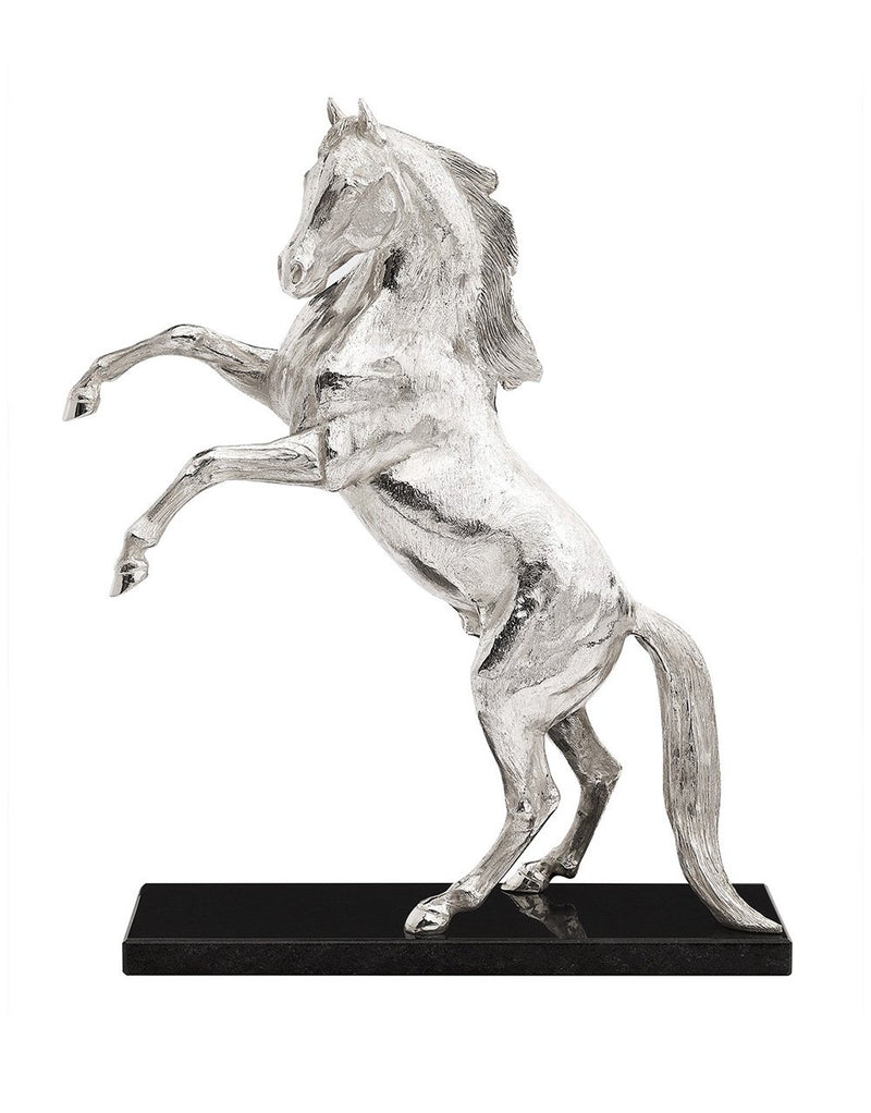 Christofle Animaux Sterling Silver Prancing Horse