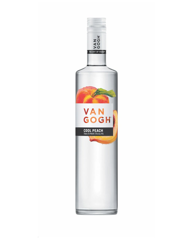 Van Gogh Cool Peach Vodka