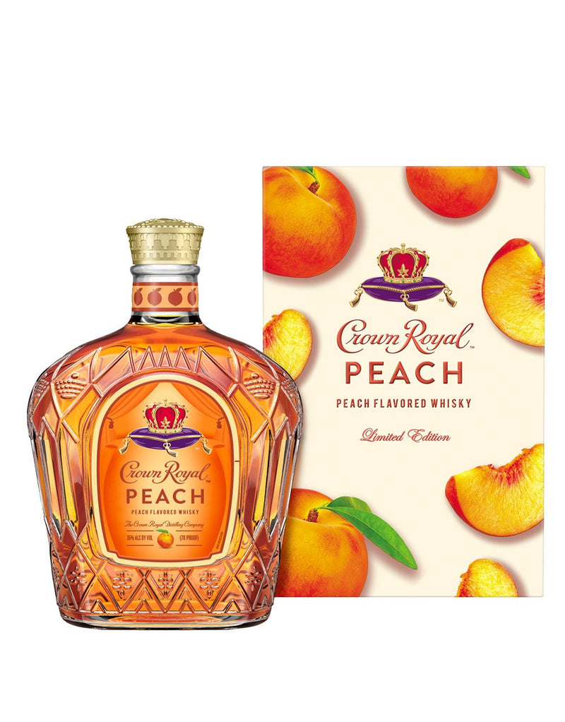 Crown Royal® Peach Flavored Whisky