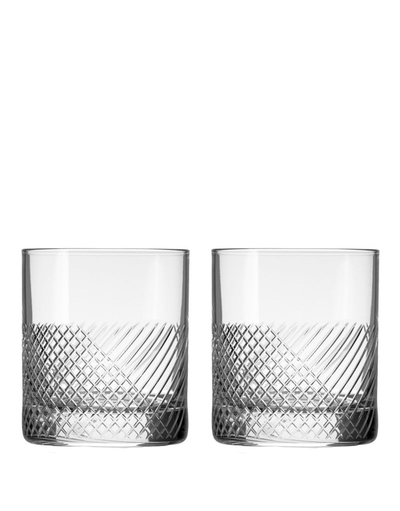 Rolf Glass Bourbon Street On The Rocks (Set of 2)