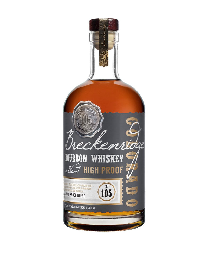 Breckenridge Distillers High Proof