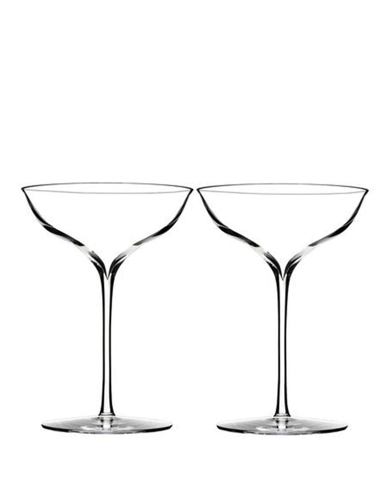 Waterford Elegance Champagne Belle Coupe Set