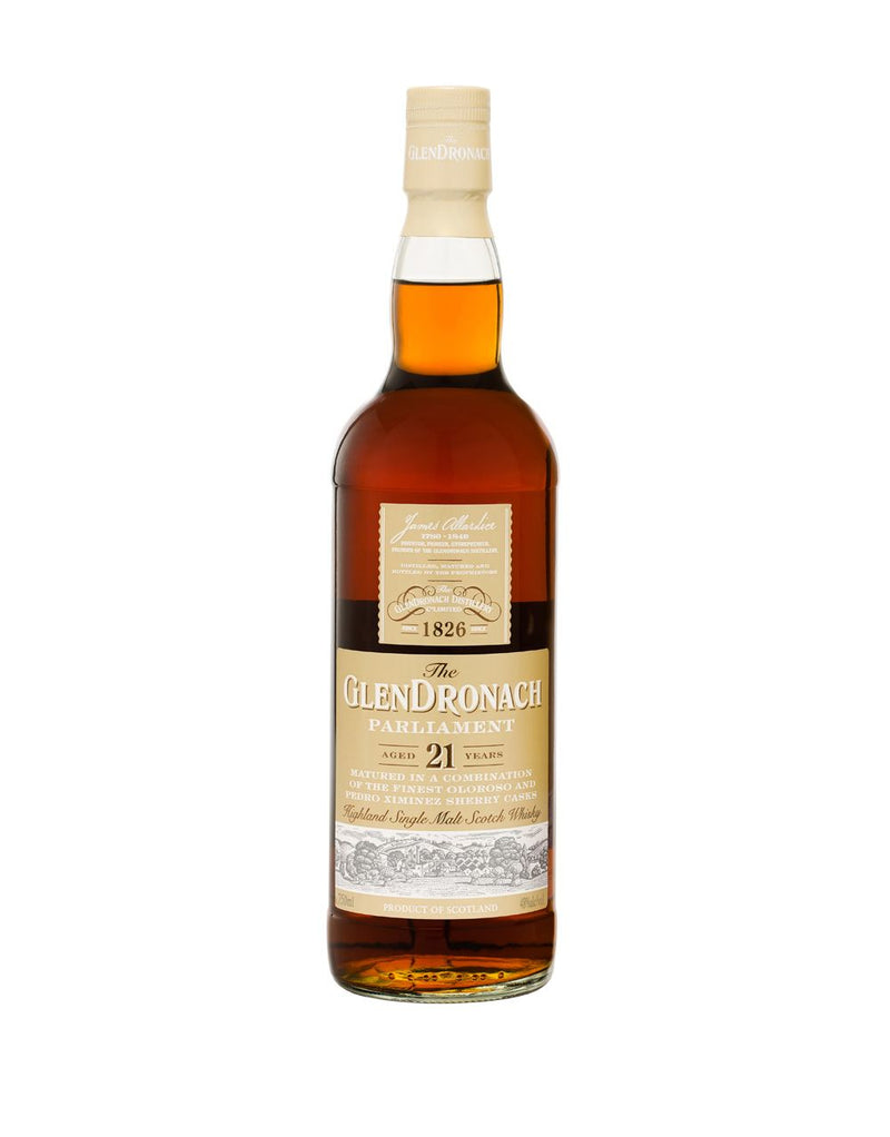The Glendronach 21-Year-Old Parliament