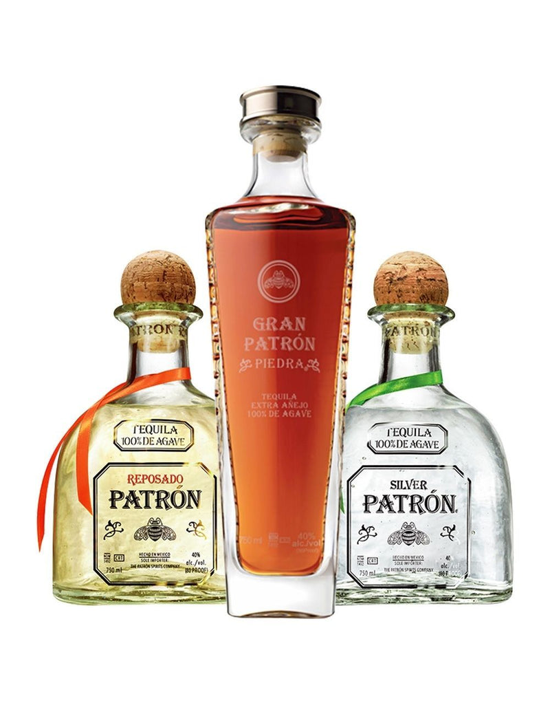 Patrón Heritage Club (3 Bottle Subscription)