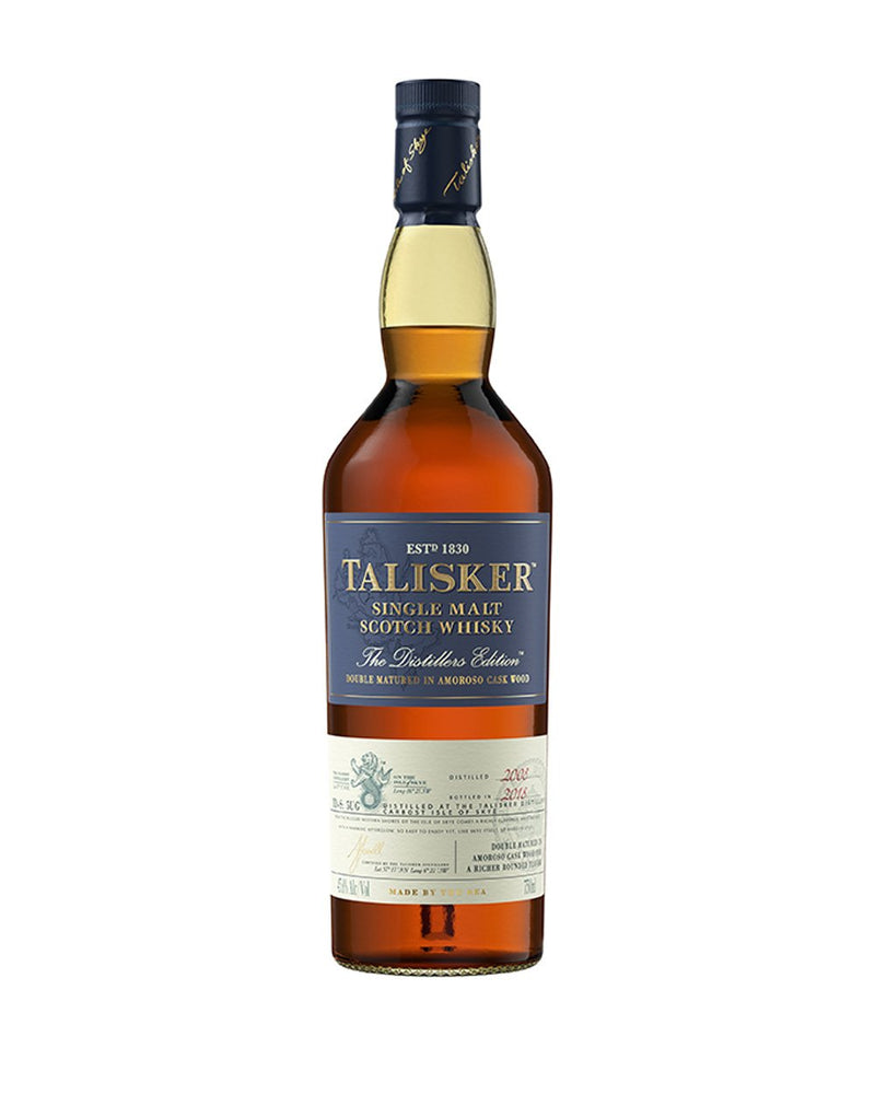 Talisker Distiller's Edition