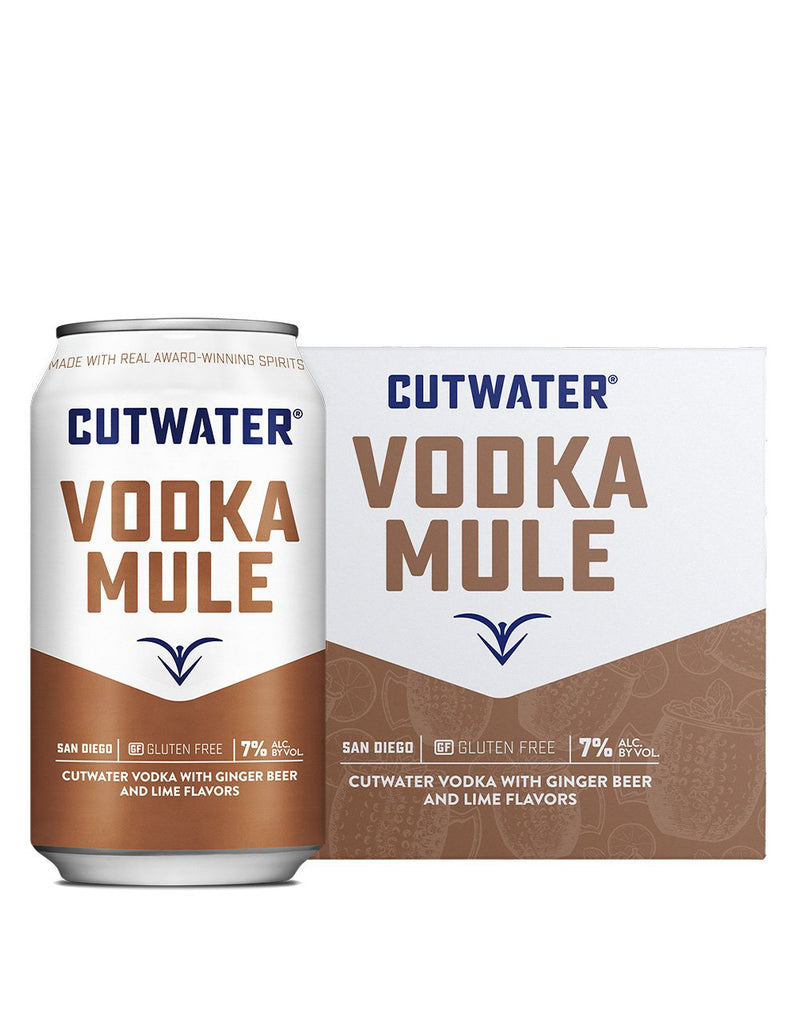 Cutwater Vodka Mule Can (12 pack)