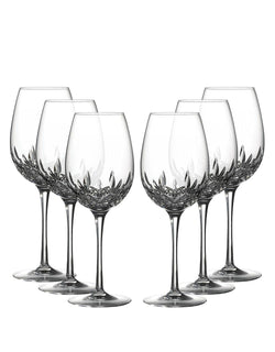Waterford Lismore Essence Goblet Set