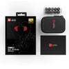 CM5 Double Graphene Drivers Earphones for Man