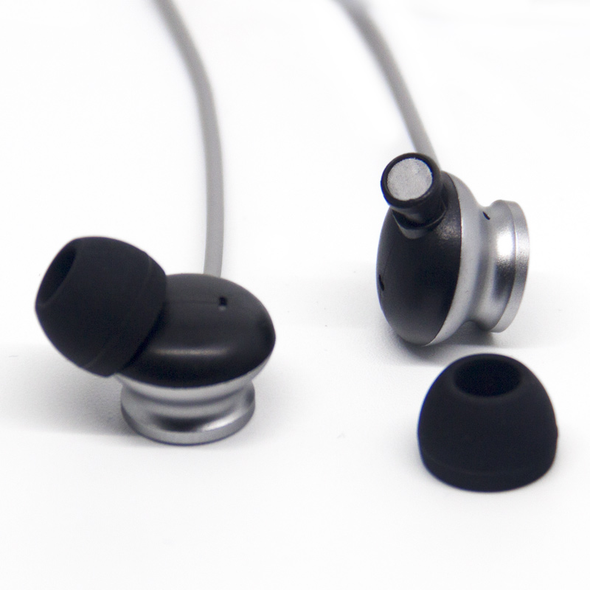 Uiisii GT500 Metal HiFi In-Ear Earphones Noise isolating earbuds with Mic