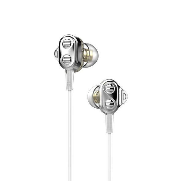 UiiSii DT800 Hi-Res Earphones Four Drivers Earphones Sorround Sound-Uiisii