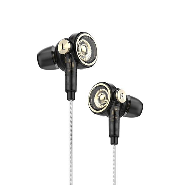 UiiSii BA-T9 In-ear Noise Reduction Earphones