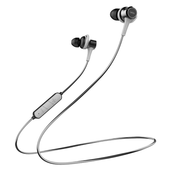 UiiSii BT260 White Bluetooth Earphones