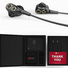 Uiisii T8S In-ear Stereo Triple Driver Hi-Res Headphones with Mic-Uiisii