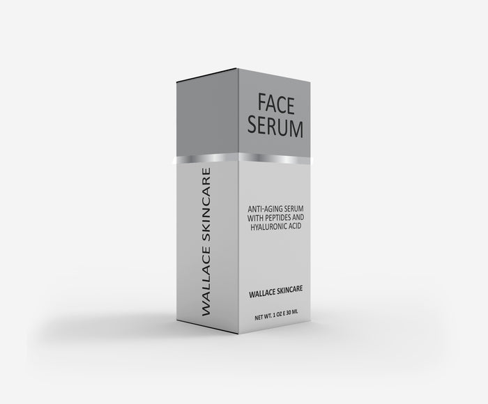 Face Serum 1oz - Anti-Aging