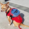 Brady Backpack Harness | 2 Colors - Playful Pooch Boutique - Online Dog Pet Store