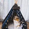 Galaxy Galore Teepee | Bed Not Included - Playful Pooch Boutique - Online Dog Pet Store