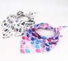 LUXE Angel Dust Bandana Set | 2 Pack - Playful Pooch Boutique - Online Dog Pet Store