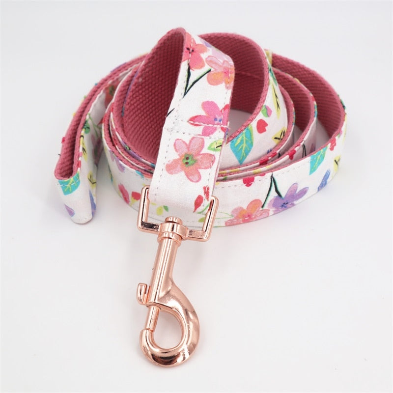 LUXE Cherry Blossom Design - Playful Pooch Boutique - Online Dog Pet Store