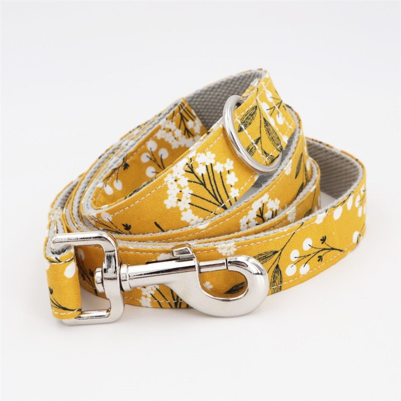 LUXE Bambi Breeze Design | Mustard - Playful Pooch Boutique - Online Dog Pet Store