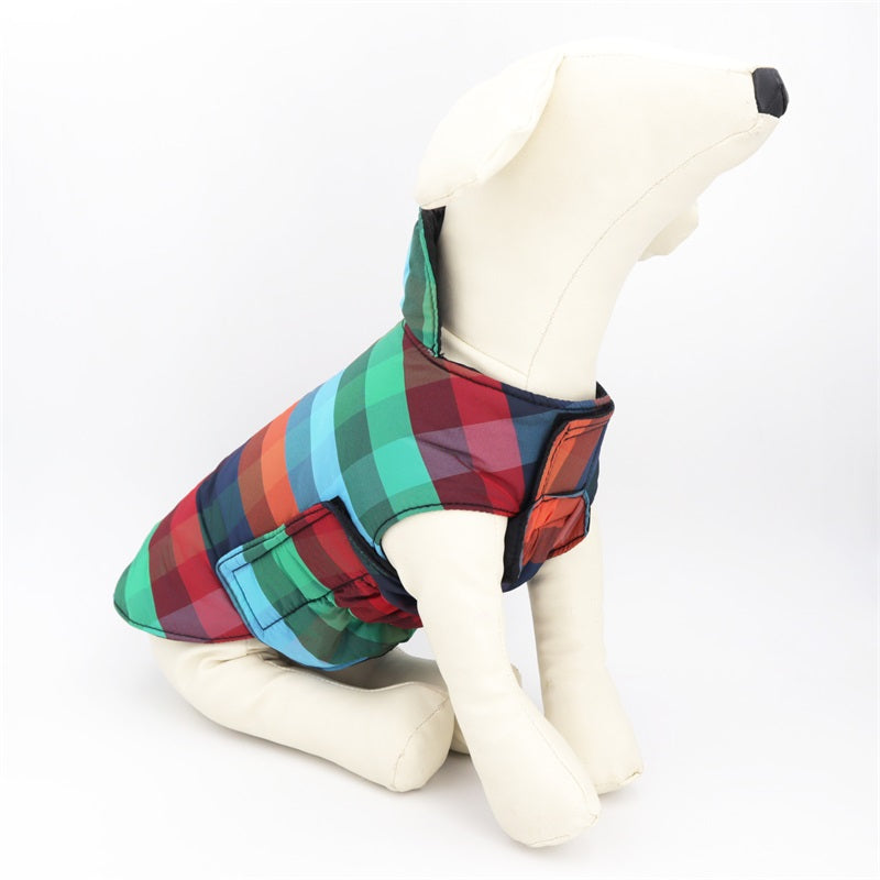 LUXE Pawfect Plaid Design - Playful Pooch Boutique - Online Dog Pet Store