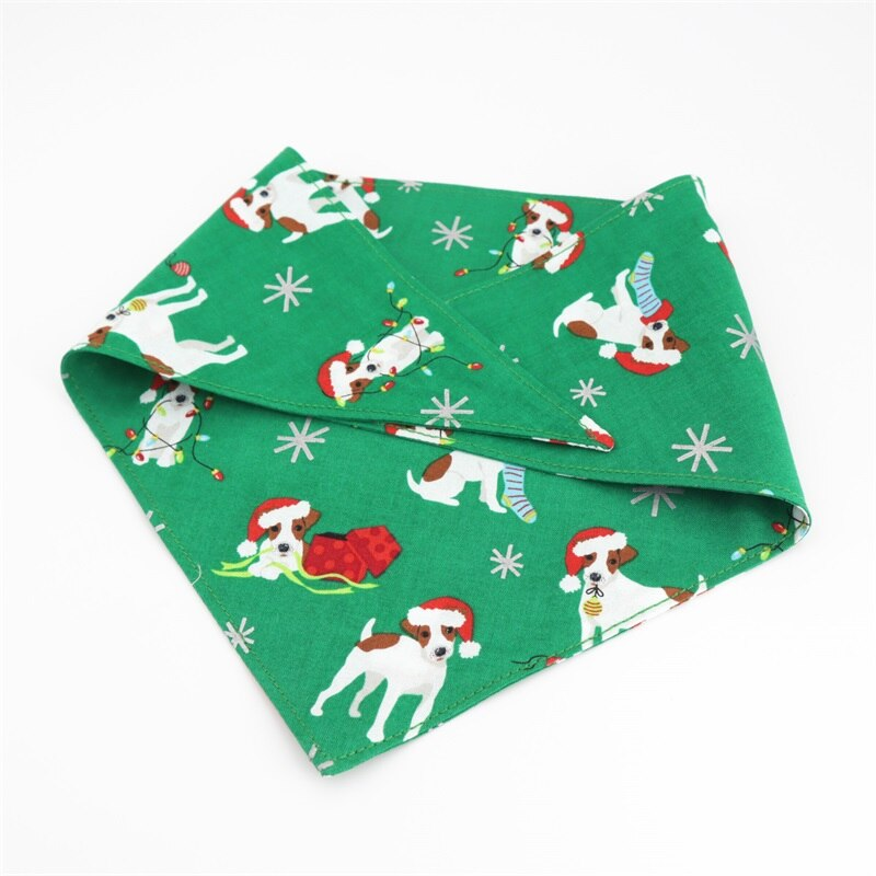 LUXE Festive Fever Bandana - Playful Pooch Boutique - Online Dog Pet Store