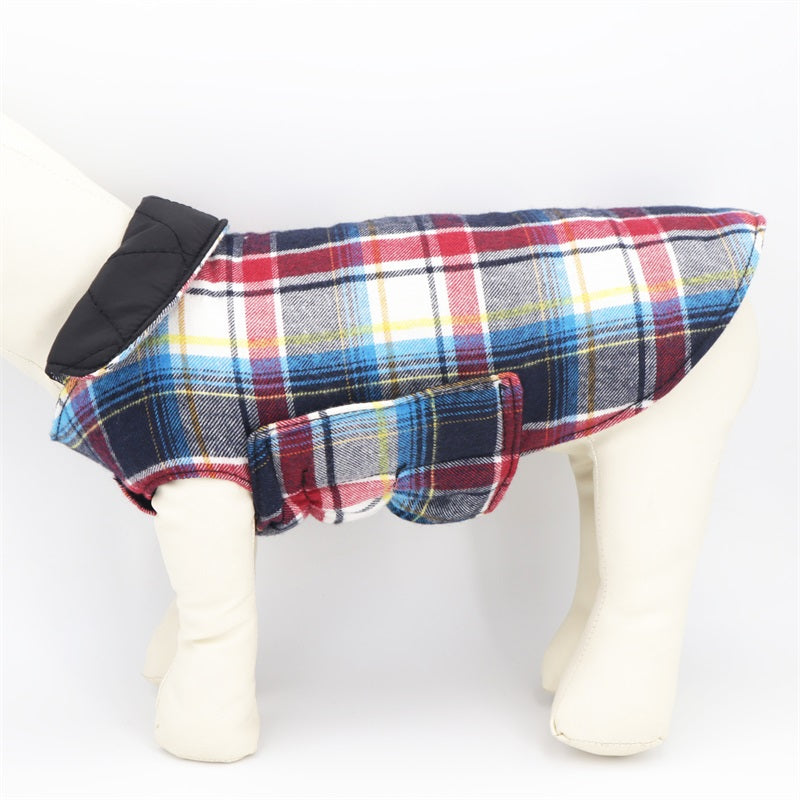 LUXE Chester Check Design - Playful Pooch Boutique - Online Dog Pet Store
