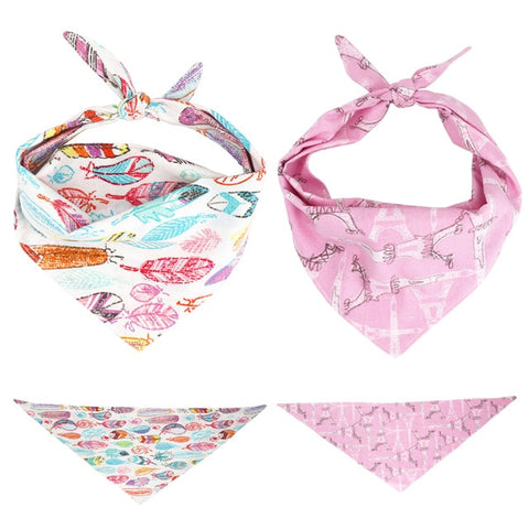 LUXE Bambi Bandana Reversible Set | 2 Pack